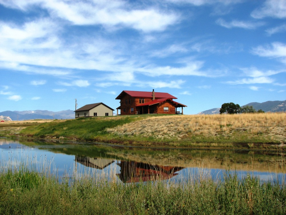Log Home For Sale In Cody Wyoming Cody Wyoming Home For