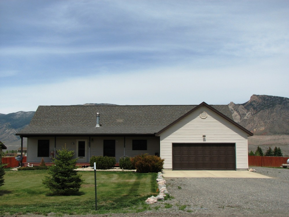 Cody Home On 1 Acre Cody Home For Sale Canyon Real