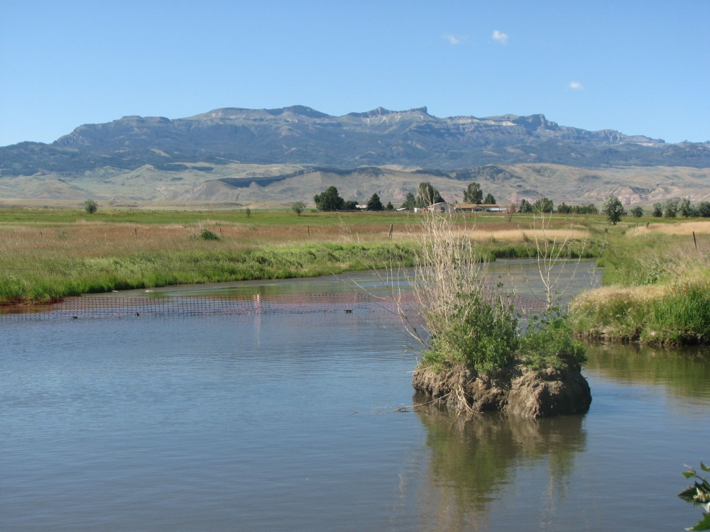 Magnificent southfork horse property cody wyoming home for Lambs canyon cabins for sale