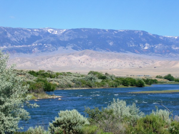 River Property for Sale in Wyoming
