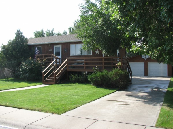 homes for sale in cody wyoming