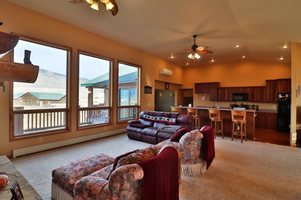 Western Wyoming Home for Sale