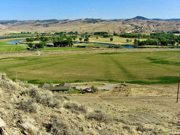 ranches for sale thermopolis wyoming