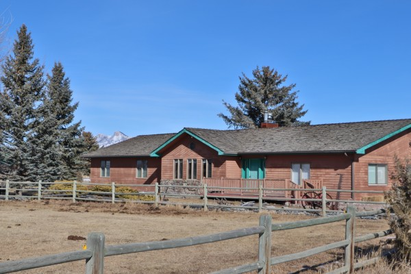 Small Wyoming Ranch for Sale