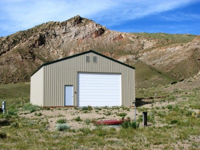 Wyoming, mountain view property for sale, Clark