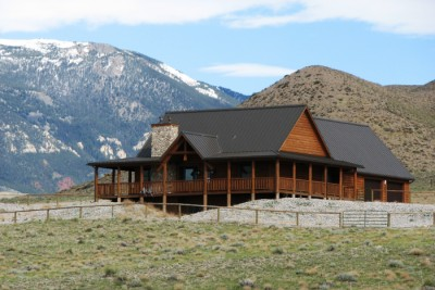 Wyoming, mountain view property for sale, Cody