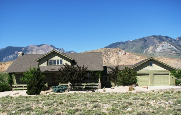 Wyoming homes and land for sale canyon real estate cody Land and cabins