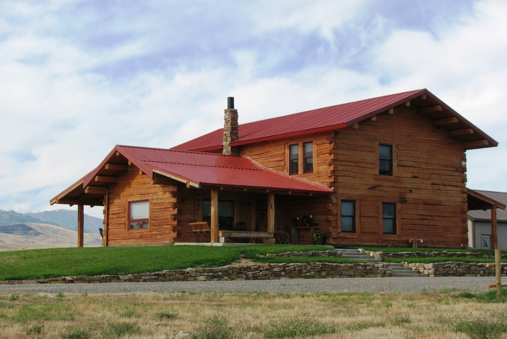 Wyoming homes bing images Wyoming home builders