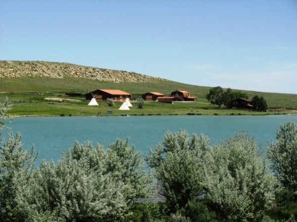 Monster lake ranch cody wy