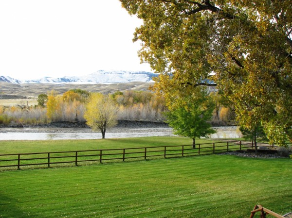 Singing River Ranch Cody Wyoming Ranch Residential