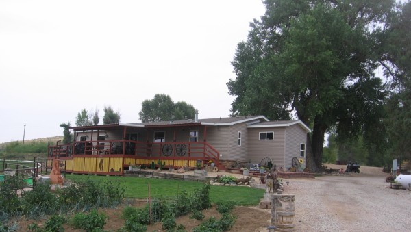 HOME ON 17 IRRIGATED ACRES NEAR GREYBULL FOR SALE