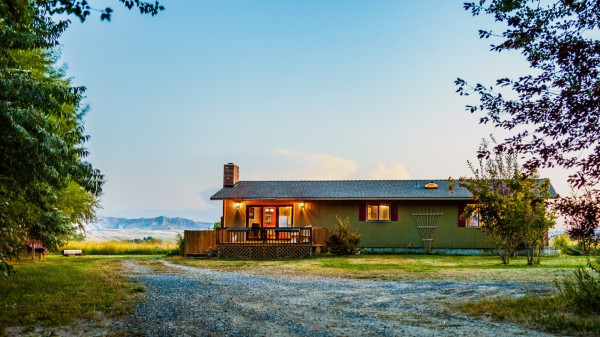 Wyoming Homes and Land for Sale   Canyon Real Estate, Cody