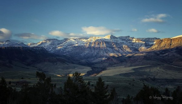 land for sale Cody Wyoming