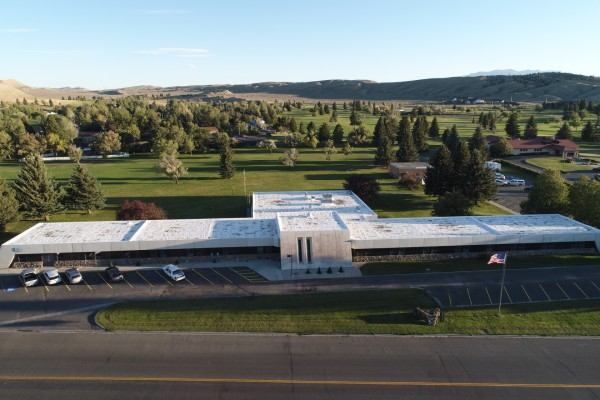 commercial building for sale Cody Wyoming